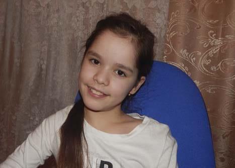 Амалия Саляхутдинова