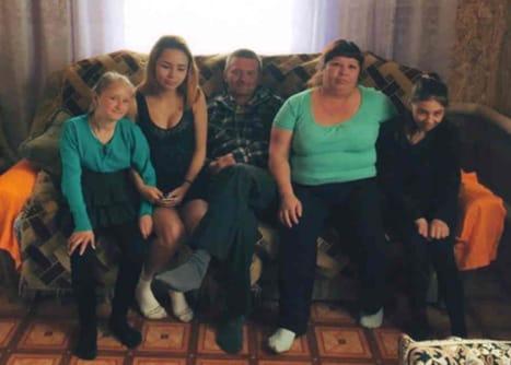 Семья Гайфуллиных